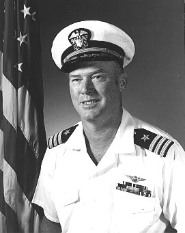 CDR RICHARD  H. HEALY, USN