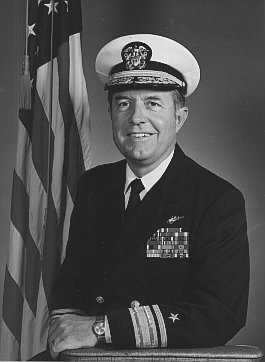 RADM WILLIAM  H. HARRIS,  USN