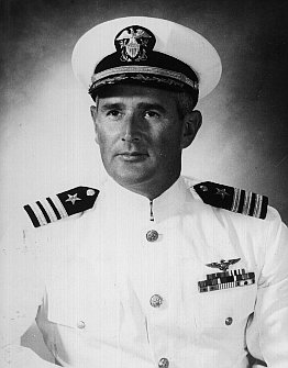 CDR RICHARD  D. HARRIS,  USN