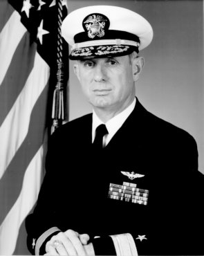 RADM ANTHONY  R. MANESS, USN