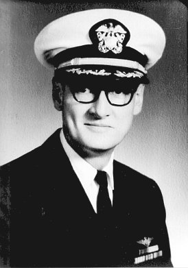 CAPT GEORGE  A. SPIKES,  USNR