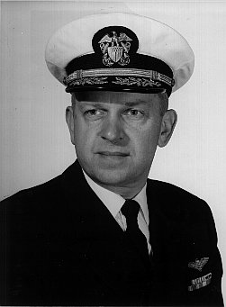 CDR GEORGE  W. JEWETT, USN