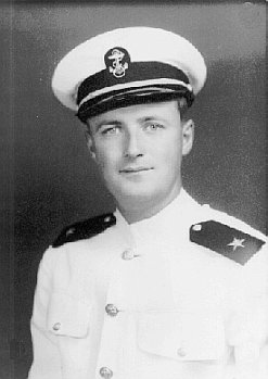 LCDR JOSEPH  L. MCGINNISS, USN