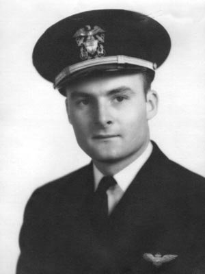 LTJG WILLIAM  K. BUCHANAN,  USNR