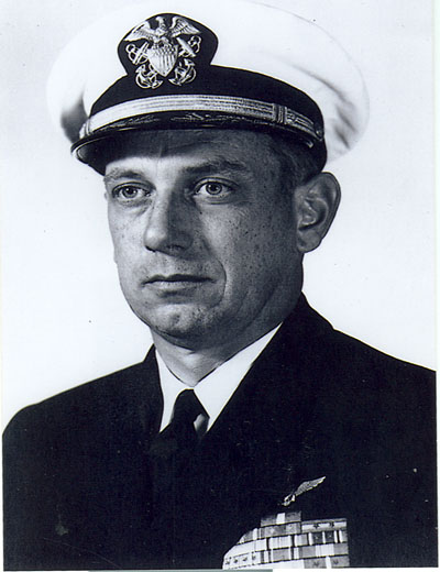 CDR  WILLIAM  H.  ANDERSON , USN