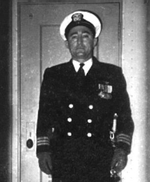 CDR THOMAS  V. MCENERY,  USN