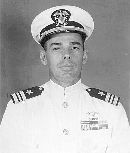 LCDR CHARLES  R. HINES,  USN