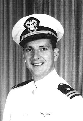 LCDR MARVIN   ANGUS,  USN
