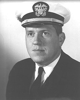 CDR JOHN  C. RICHARDS,  USN