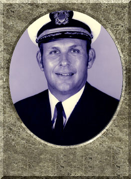 CDR WILLIAM  CHARLES  LAUER , USN