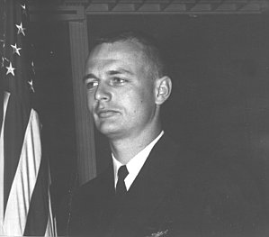 LT JAMES  B. HUGHBANKS, USNR