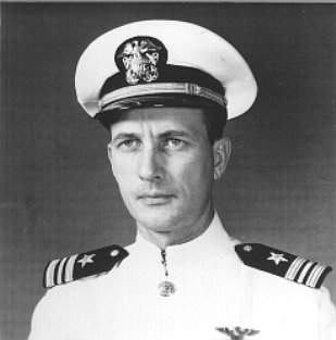 LCDR ANDREW  W. WHITAKER,  USNR