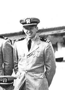 LCDR WILLIAM  M. MAYO,  USNR