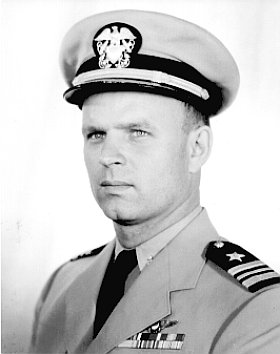 LCDR GEORGE  G. ANDREWS,  USN