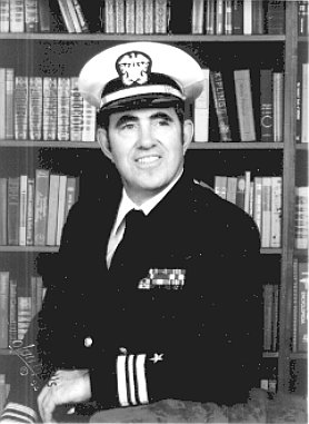 LCDR JAMES  A. ALDRIDGE,  USN