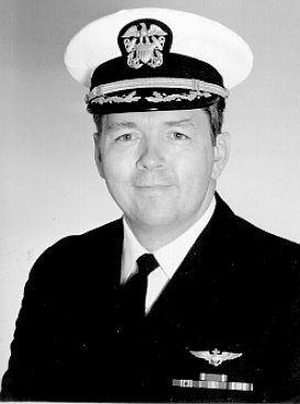 CDR JAMES  L. VAN SICKLE,  USN