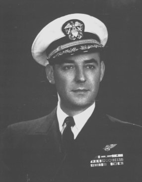 CDR FOREST   MCCLANAN,  USN