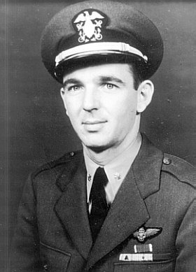 CDR LESTER  S. WALL, JR. USN