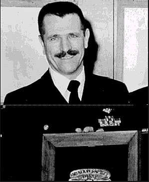 CAPT WILLIAM  H. SAUNDERS, USN