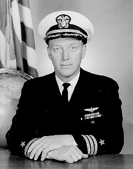 CDR GILBERT  L. TRACY,  USN/USNR
