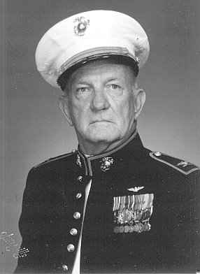 COL GLENN  ROBERT HUNTER,  USMC