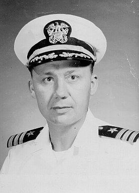 CDR GEORGE  WILLIAM ALLEN, USN