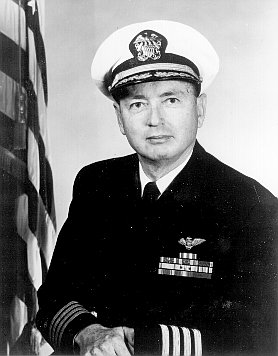 CAPT KENNETH  F. SANFORD, USNR