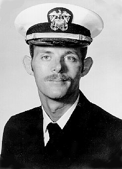 LCDR TERRY  K. WARD,  USN