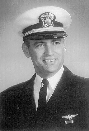 LCDR WESLEY  LANEY WOOLF,  USN