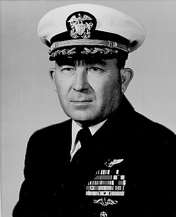 CDR ROBERT  B. WARD,  USN