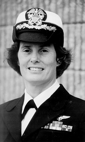 CAPT LUCY  B. YOUNG, USNR