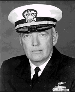 LCDR WILLIAM   MURPHY,  USN