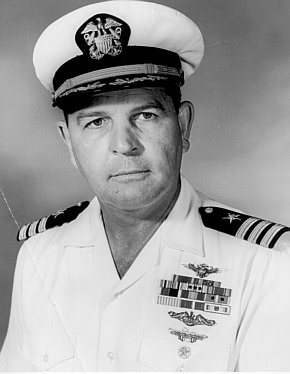 CDR WILLIAM  E. EDWARDS, USN