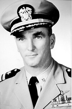 CAPT WILLIAM  J. CLARK, USNR