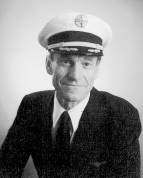 AIRLINE CAPT BEN  B. JOHNSON,  USNR