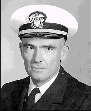 LCDR JAMES  STEVENS CHRISTENSEN,  USN