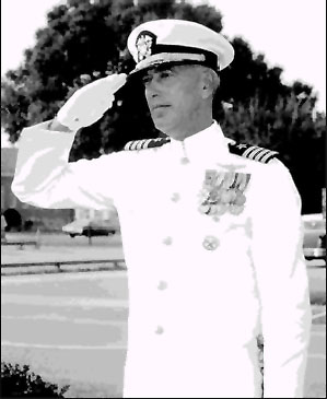 CAPT JAMES  H. HARVEY, USN