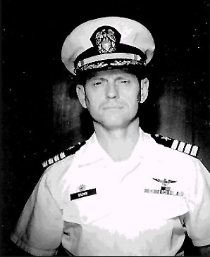 CAPT WILLIAM  IRVING BROWN,  USN