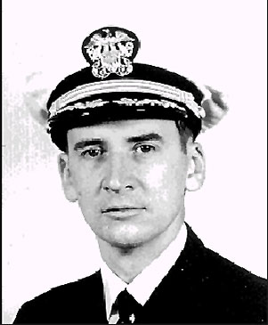 CDR JAMES  J. CROWLEY, USN