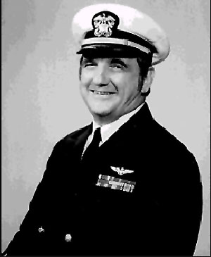 LCDR GEORGE  A. EVERDING,  USN