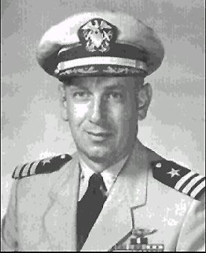 CDR WILLIAM  H. ANDERSON, USN