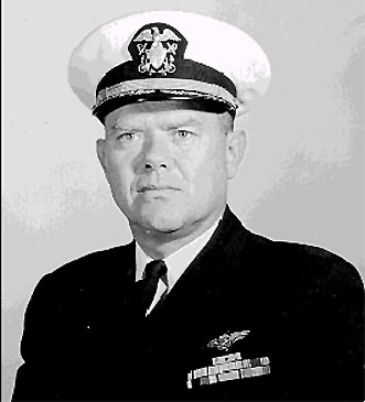 CAPT JAMES  HAMILTON CRUSE, USN