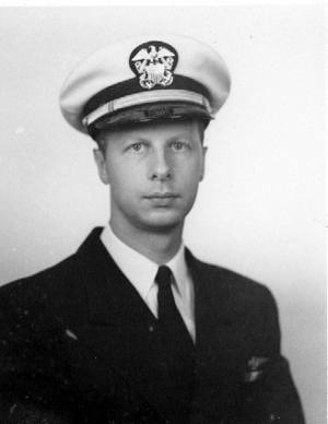 CDR JAMES  R. DOMBEY,  USNR