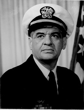 LCDR BILLY  B. BERRY,  USN
