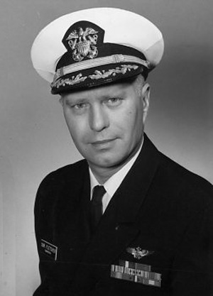 CAPT WILLARD  M. FLETCHER, USN