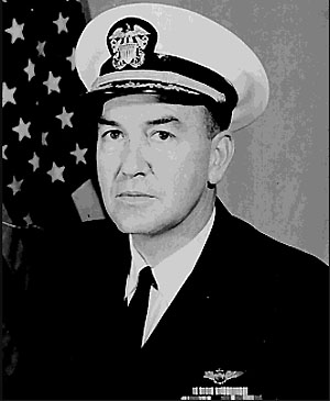 CAPT WILLIAM  D. FRIES, USN