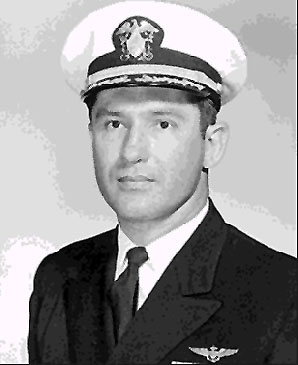 CAPT WILLIAM  F. QUARG, USN