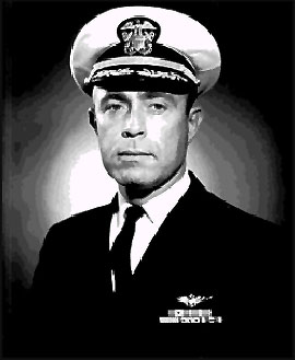 CDR JACK  EDWARD SCOTT, USN