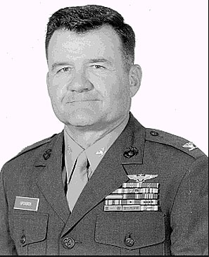 COL RICHARD  LEE UPCHURCH,  USNR/USMC