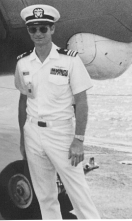 CDR JOHN  DAVID AUSTIN, JR. USN